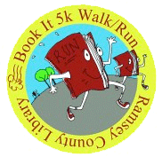 BookIt 5k Walk/Run logo